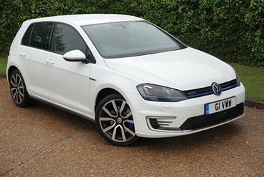 Car review: Volkswagen Golf GTE