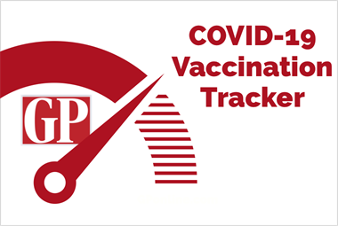 UK COVID-19 vaccination programme tracker