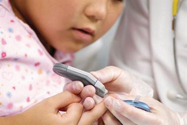 Diabetes prevalence rising fast in children and young people, audit reveals