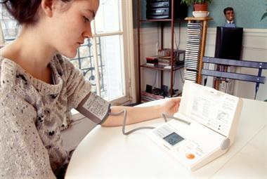 Patient-led dosing for hypertension improves BP control