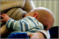 Being breastfed 'reduces heart disease risk in adulthood'