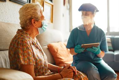 Care home vaccination to begin as Scottish minister says Pfizer vaccine packs can be split up
