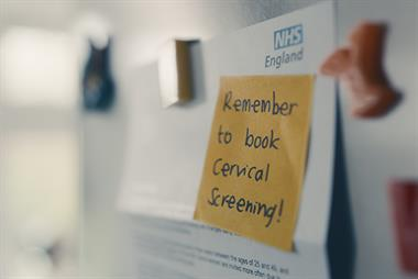 Cervical screening drive urges millions of women to book GP appointments