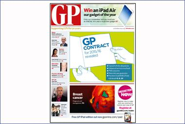 Your GP magazine preview - 13 October (LATEST) #RCGPAC
