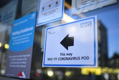 Patients 'will die from non-COVID-19 illness' as NHS shifts focus to outbreak