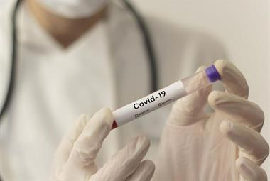 Coronavirus could mean one in five people off work and cancellation of non-urgent NHS care