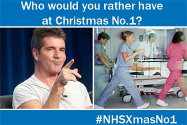 #WeekInReview - 5 December: #FestiveFirstAid,  #PutPatientsFirst, #NHSXmasNo1 & #Movember