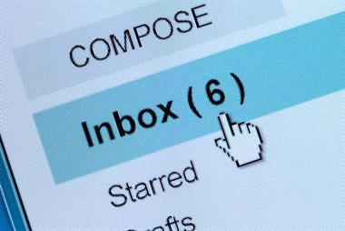 Email security and patient confidentiality