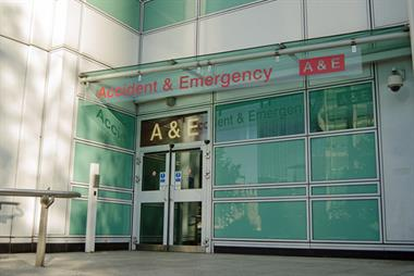 Every A&E will have GPs on front door by Christmas, says Simon Stevens