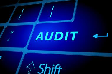 GP training: How an audit e-portfolio log entry is assessed