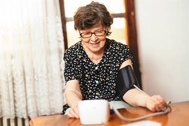 Home-based BP monitoring helps GPs manage hypertension more effectively