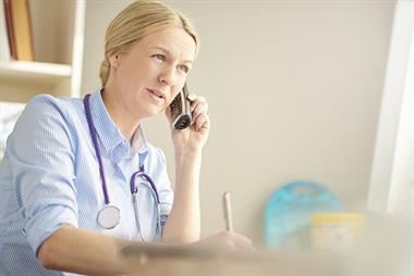 How should GPs address concerns about a colleague's performance?