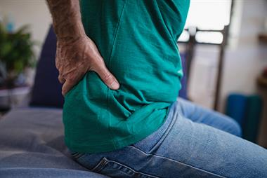 Hip pain in adults - red flag symptoms