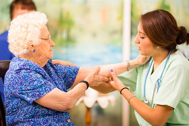 Viewpoint: Integrating services can make a difference for elderly patients