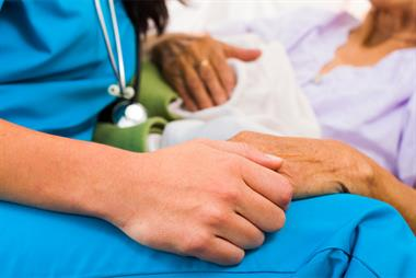 NICE guidance: Care of the dying adult