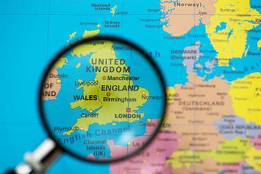 Map: How GP practice list size varies across England