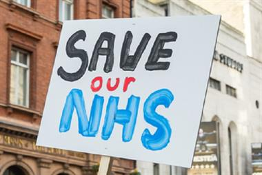 Dr Jackie Applebee: Join the fight to save the NHS before it's too late