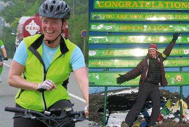 Dr Emma Williams Interview: The cycling expedition GP