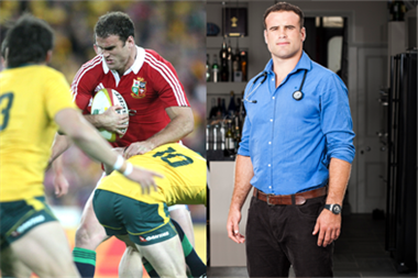 #WeekInReview - 14 November: Meet a Welsh rugby international and aspiring GP, #Keogh & #Movember