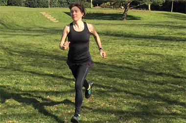 Dr Mary Lowth: The GP marathon runner