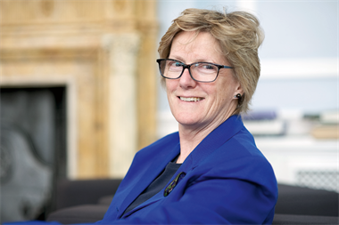 Exclusive: GPs should not be fat, says CMO Dame Sally Davies