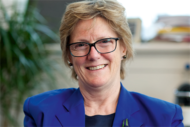 Professor Dame Sally Davies: Fighting the UK's public health crisis