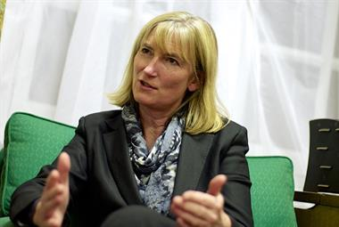 Former GP Dr Sarah Wollaston re-elected to chair MPs' health committee