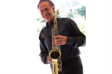 GP interview - The GP jazz saxophonist