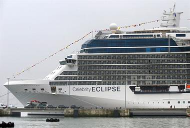 BMA emergency lead self-isolating after weeks stuck on cruise ship