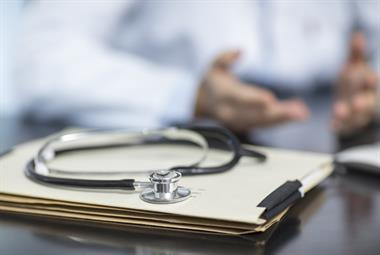 US company's subsidiary to hold nearly 1% of GP contracts in England