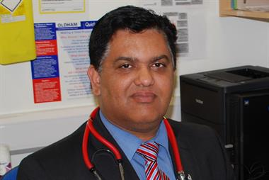 Dr Zahid Chauhan: Stop turning GPs into admin machines and let them look after patients