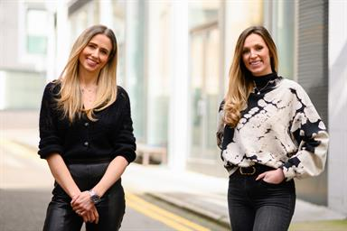 Atomic London: Rudaizky (l) promoted to MD and Sumption (r) appointed ECD