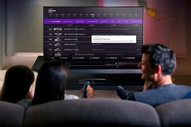 BT TV: creating more flexible packages