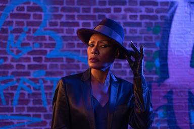 Grace Jones: face of Barclays buy-now-pay-later campaign