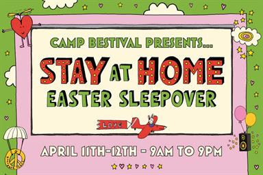 Camp Bestival launches virtual festival for Easter