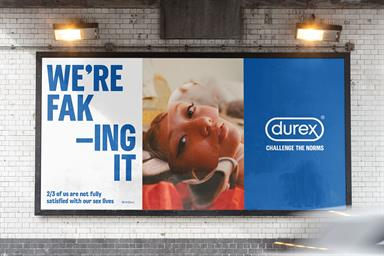 Durex challenges sexual norms in major brand relaunch on Valentine's Day