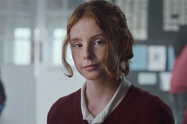 Epoch of belief: schoolgirl recites Charles Dickens in BT's latest spot