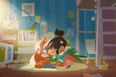 Greenpeace warns brands on palm oil through a moving animated tale of an orangutan