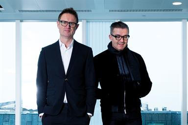 David Golding and James Murphy exit Adam & Eve/DDB to start new agency