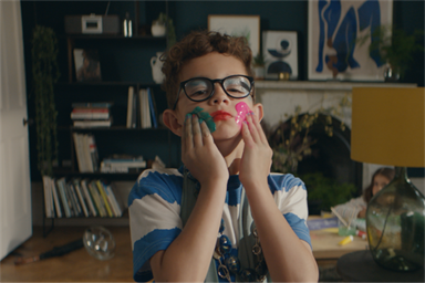 John Lewis ad depicts a young boy dressing up, which provoked criticism from some