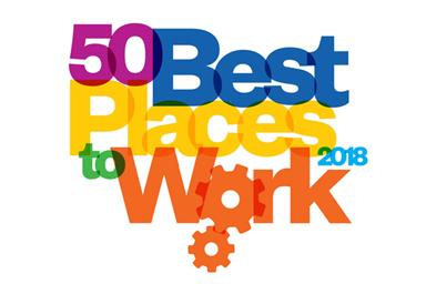 Campaign's 50 Best Places to Work 2018