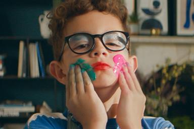 "John Lewis: ad uses a similar idea to 2015's ""Tiny dancer"""