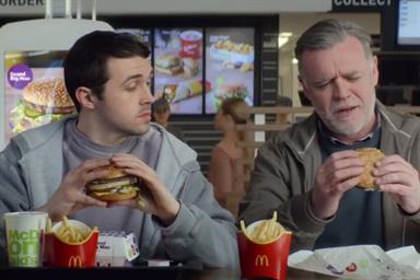 McDonald's halts £100m UK media pitch