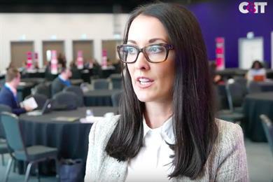 OYW's head of operations Megan Downey
