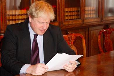 Boris Johnson. Credit: Instagram.