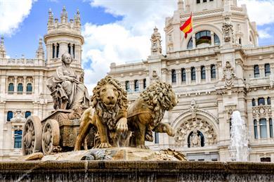 Madrid (Credit: iStock)