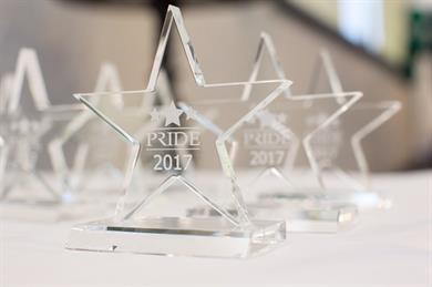Priory award