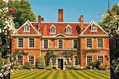 Lainston House, Winchester
