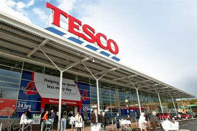 Tesco brand score needs just a little help to overtake rivals