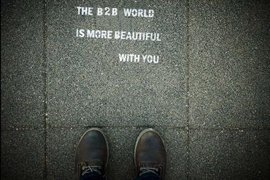 What is it like to work in B2B marketing?